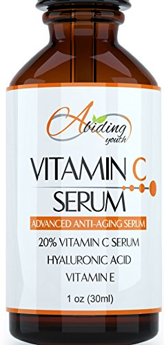 Abiding Youth Vitamin C Advanced Anti-Aging Serum 1 oz.