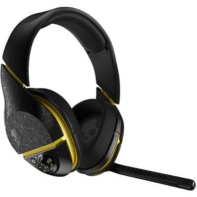 Skullcandy PLYR 2 with Mic Wireless Gaming Headphone - Black/Yellow