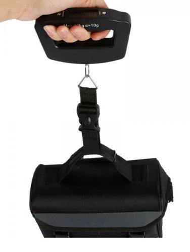 40kg x 10g 205 LCD Luggage Digital Pocket Scale