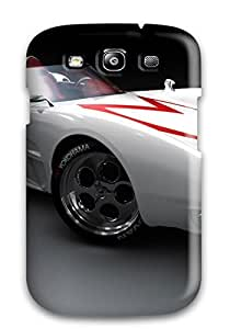 Sanp On Case Cover Protector For Galaxy S3 (speed Racer Mach 5 Car)
