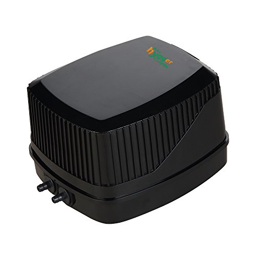 Hygger Quiet High Output 10W Aquarium Air Pump