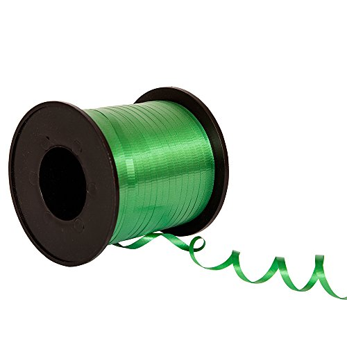 Green Curling Ribbon 500 Yd