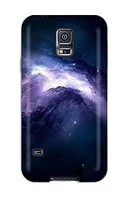 [ButtxhP16168JpBYx]premium Phone Case For Galaxy S5/ Space Tpu Case Cover