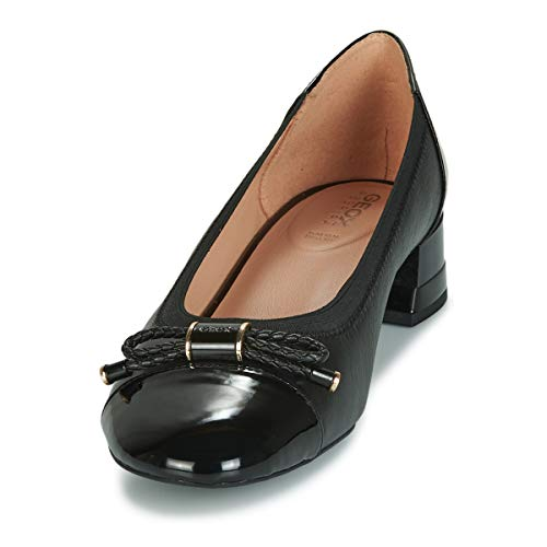 Mid Chloo C9999 Scarpe C Con Tacco Donna D Nero Geox black qpEwFxO5