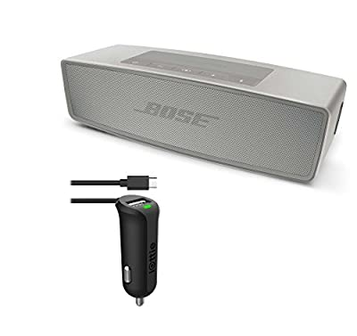 Bose SoundLink Mini Bluetooth Speaker II & Car Charger Bundle from Bose