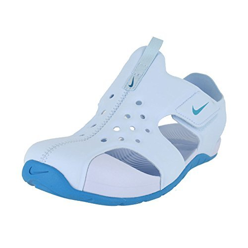 NIKE Kids Sunray Protect 2 (PS) Cobalt Tint Neo Turquoise Size 1