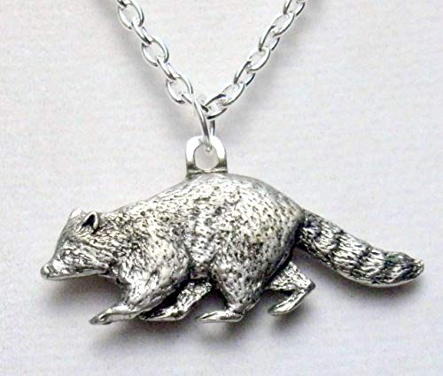Raccoon Necklace 598