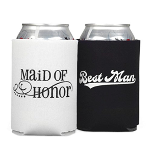 Maid Honor Best Man Cooler product image