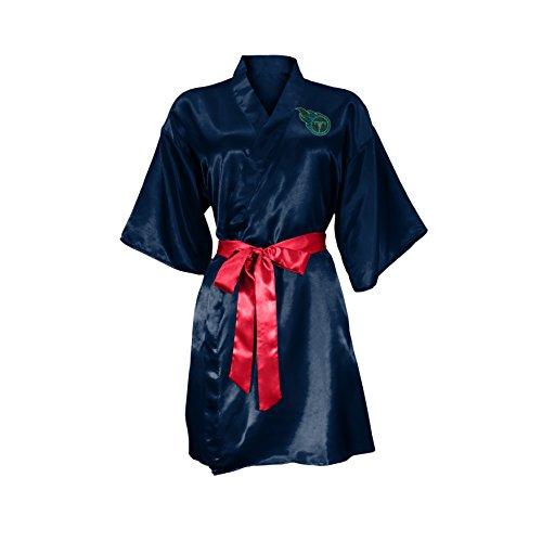 (NFL Tennessee Titans Satin Kimono, Large/XL )