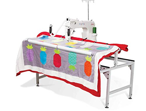 Q'nique Quilter 15R: The exciting new mid-arm quilting machine (Brother Pq1500sl High Speed Quilting And Sewing Machine)