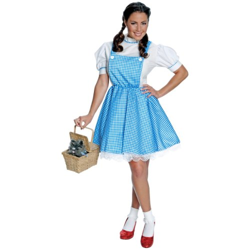 [Dorothy Costume - Large - Dress Size] (Dorothy Of Oz Costumes For Adults)