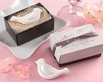 Cute U0026quot;Love Doveu0026quot; Design Handmade Soap For Wedding Soap Favors And  Gifts Or