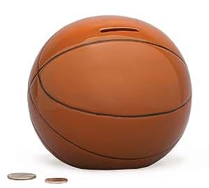 Amazon.com: Basketball Sports Themed Ceramic Kids Piggy