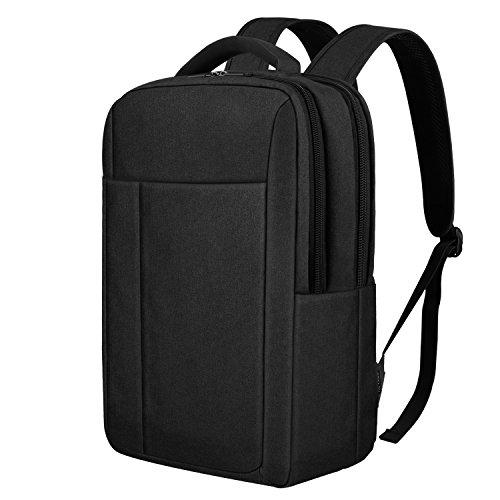 5f24ed30b316 REYLEO Backpack Slim Business Laptop Backpack Men Women ...