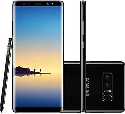 SAMSUNG Galaxy Note 8 Dual SIM 128GB SM-N9500 Medianoche Negro SIM Free: Amazon.es: Electrónica