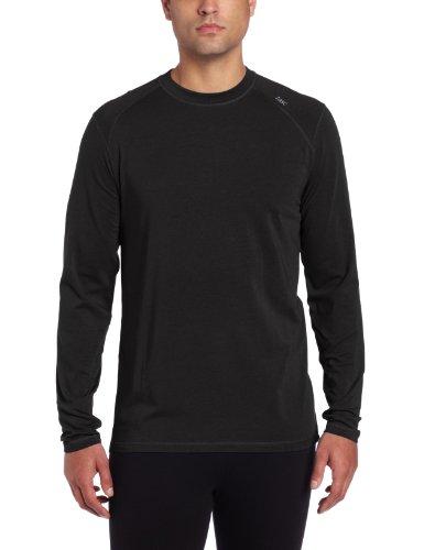 - tasc Performance Carrollton Long Sleeve T-Shirt, Black, Large
