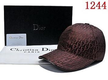 Dior Snapback Adjustable Hats Caps  Amazon.ca  Sports   Outdoors 5552386c08a