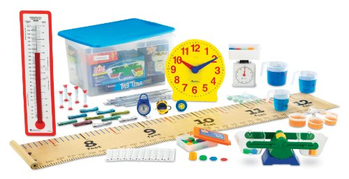 (Learning Resources Primary Measurement Kit)