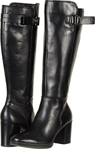 ECCO Women's Women's Shape 55 Chalet Tall Riding Boot, Black, 40 EU/9-9.5 US by ECCO