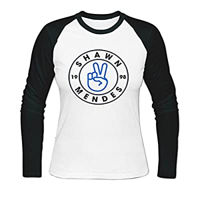Shawn Mendes Baseball Shirt For Womens