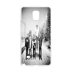 LSQDIY(R) the neighbourhood Samsung Galaxy Note 4 DIY Case, Brand New Samsung Galaxy Note 4 Plastic Case the neighbourhood