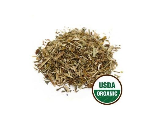 USDA Organic Kosher Dried St. John's Johns Wort Hypericum Perforatum c/s 1oz