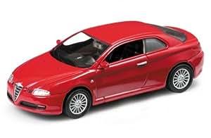 Alfa Romeo GT rojo 1:34 Welly 42340