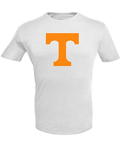 Alta Gracia NCAA Tennessee Volunteers Men's Short Sleeve R-Spun G-Dye Tee, White, XX Large
