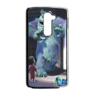 LG G2 phone cases Black Monsters Inc cell phone cases Beautiful gifts YWLS0496505