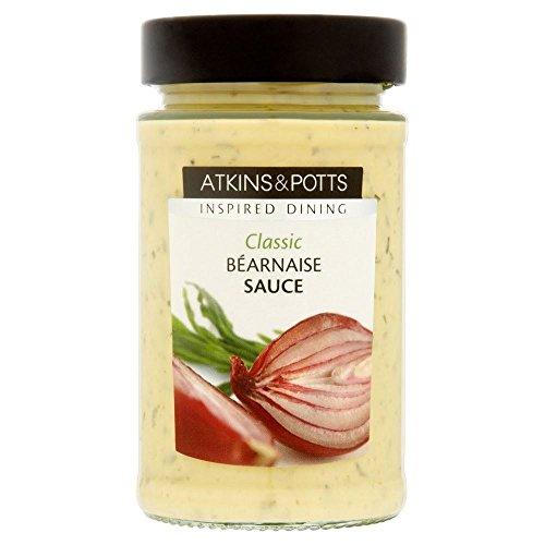 Atkins & Potts Bearnaise Sauce (190g)