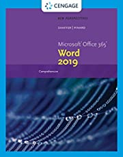 New Perspectives Microsoft®Office 365 & Word® 2019 Comprehensive
