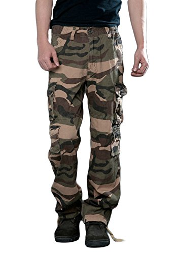 Camouflage Pants Trousers - 3