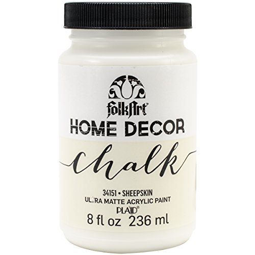 Folkart Home Decor Chalk Furniture Craft Paint In Assorted Colors 8 Ounce 34151 Sheepskin Crafts Home Decor Olivia Decor Decor For Your Home And Office