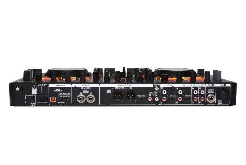 Denon DJ MC6000MK2 | Premium Digital DJ Controller & Mixer with full Serato DJ Pro Download Voucher (4-Channel / 4-Deck…