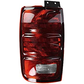 97 98 99 00 01 02 Ford Expedition Taillight Left Driver NEW Taillamp