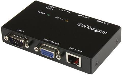 StarTech com Over CAT5 Video Extender