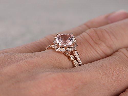 MYRAYGEM-wedding ring sets t071 product image 2
