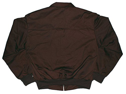 Unknown - Blouson - Homme -  Marron - XX-Large