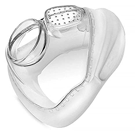 Fisher & Paykel Simplus Full Face Mask Frame with Cushion (No Headgear) (Large)
