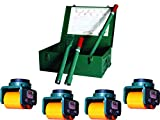 4 Ton Hilman Rollers KBSP-4P Bull Dolly Machinery