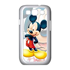 PhoneXover Mickey Mouse Personalized Design Classic Cartoon TPU Cover Case For Iphone 4 / 4s
