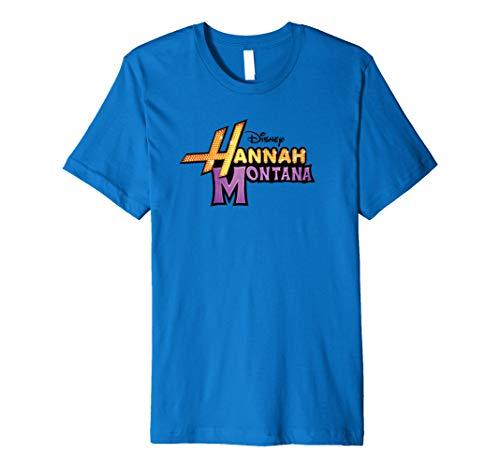 Disney Hannah Montana Logo Premium T-Shirt