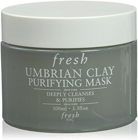 Facial Treatments: Fresh Umbrian Clay