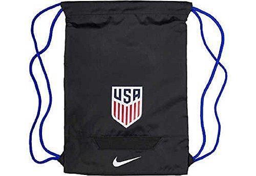 NIKE Allegiance USA GymSack Blk/Blue