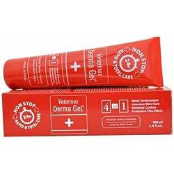 Veterinus Derma GeL Tube 100mL - 3.4 fl.oz. + 1 FREE 10mL Sample