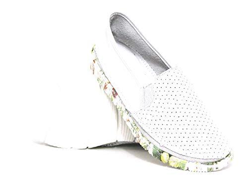 Weiss weiss Llanos Blanco 00 Mujeres 0 Zapatos 3512a Maciejka 11 OzC6qwx