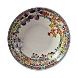 GIEN - French Luxury Earthenware Bagatelle Pasta Serving Bowl