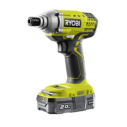 Ryobi RIDTWIN13 Combi Drill /& Impact Driver Twin Pack