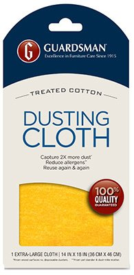 Guardsman 000172 One-Wipe Ultimate Duster Cotton Dust Cloth