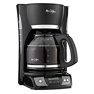 Mr. Coffee Simple Brew 12-Cup Programmable Coffee Maker, Black (B001CRRWFG) | Amazon price tracker / tracking, Amazon price history charts, Amazon price watches, Amazon price drop alerts